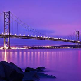 Don Alexander  Lumsden - Forth Road Bridge
