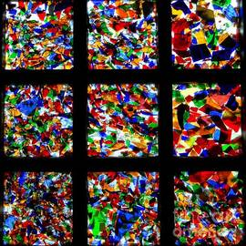 Fractured Squares by Meandering Photography