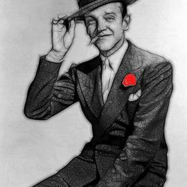 Fred Astaire by Maciek Froncisz