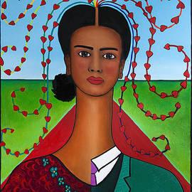 Frida from Mexico by Kari Eig