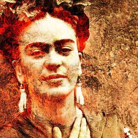 J- J- Espinoza - Frida Kahlo