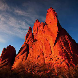 Paul Svensen - Garden Of The Gods Rocks