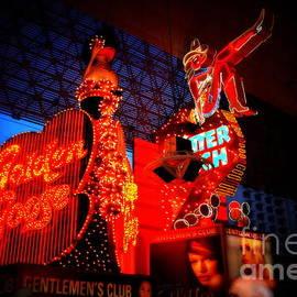 Gentlemen Club Down Town Las Vegas by Susanne Van Hulst