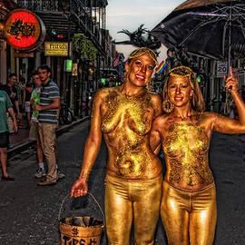 Kathleen K Parker - Golden Girls of Bourbon Street