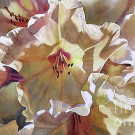 Sharon Freeman - Golden Rhododendron