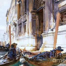 PG REPRODUCTIONS - Gondoliers  Siesta