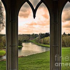 Dean Messenger - gothic Temple Lake view