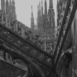 Marco Virgone - Gotic in the dark