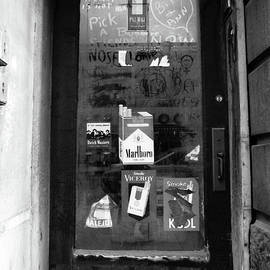 Jan W Faul - Grafitti - York