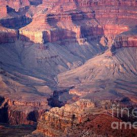 Michael Kirsh - Grand Canyon Evening Interior