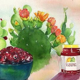 Sharon Mick - Grandmas Prickly Pear Jam