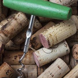 Garry Gay - Green corkscrew