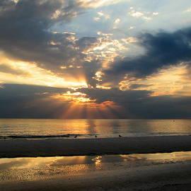 Carla Parris - Gulf Coast Sunset