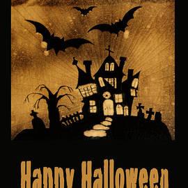 Nancy Greenland - Halloween quilt top