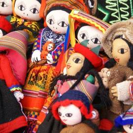 Handmade Indian Dolls by Steve Estvanik