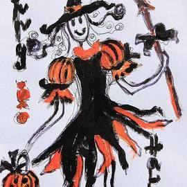 Sladjana Lazarevic - Happy Halloween