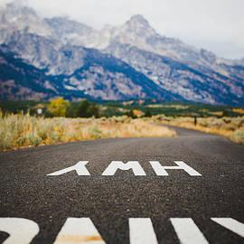 Betsy Barron - Highway Crossing
