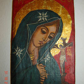 Ketti Peeva - Holy Virgin Dolorosa