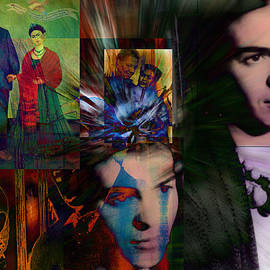 Homage to Frida by Janet Kearns