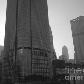 Lam Lam - Hong Kong IFC financial centre