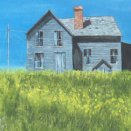 Stuart B Yaeger - House On The Hill