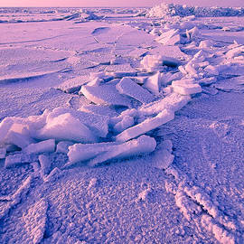 Niko Monkkonen - Ice Formations
