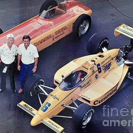 John Black - Indy 500 Historical Race Cars