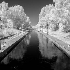 Stavros Argyropoulos - Infrared river