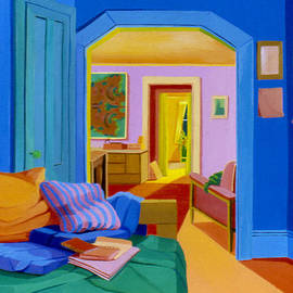 Interior Rooms 1977 by Nancy Griswold