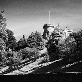 Joe Fox - inverness castle on top of castle hill highland scotland uk