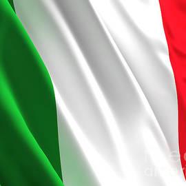 Gualtiero Boffi - italian flag