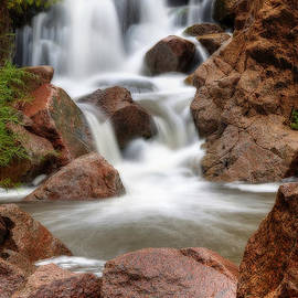 Jemez Springs by Eddie Yerkish