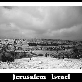 John Shiron - Jerusalem   Israel