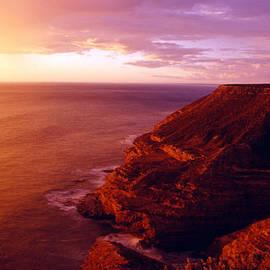 Robert Caddy - Kalbari Sunset