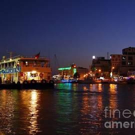 Yali Shi - Kaohsiung Harbor by Night