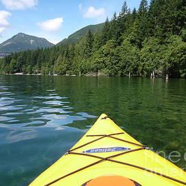Kayaking by Traci Cottingham