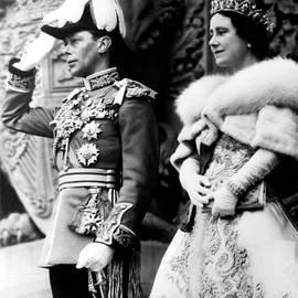 Everett - King George Vi, Queen Elizabeth