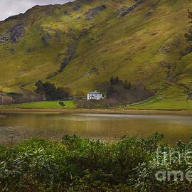 Kylemore Galway Ireland  by Adrian O Sullivan