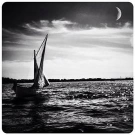 La Lune & Le Lac