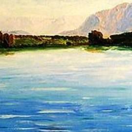 Brigitte Grange - Lac De Mison