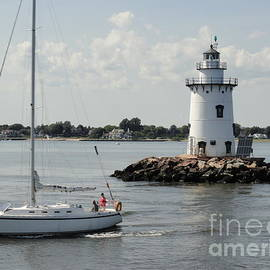 Leaving Saybrook by Meandering Photography
