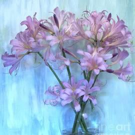 Marsha Heiken - Lilies Pink