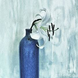 Marsha Heiken - Lily In Blue