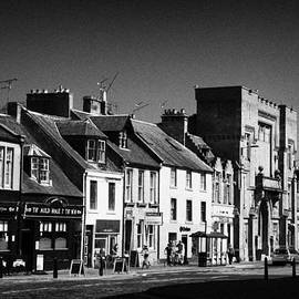 Joe Fox - linlithgow high street town centre west lothian scotland