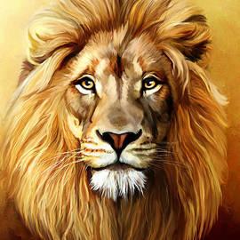 Lion by Ellens Art