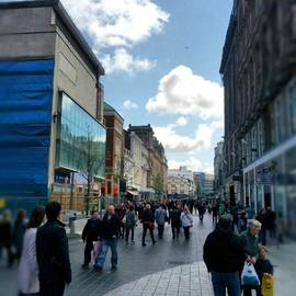#liverpool #uk #england #street #market
