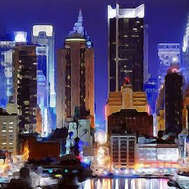 Elizabeth Coats - Living for the City