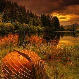 Don Alexander  Lumsden - Loch Ard