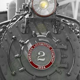 Locomotive 2 by Randy Harris