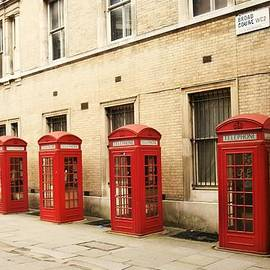 Geoffrey Brady - London Telephones